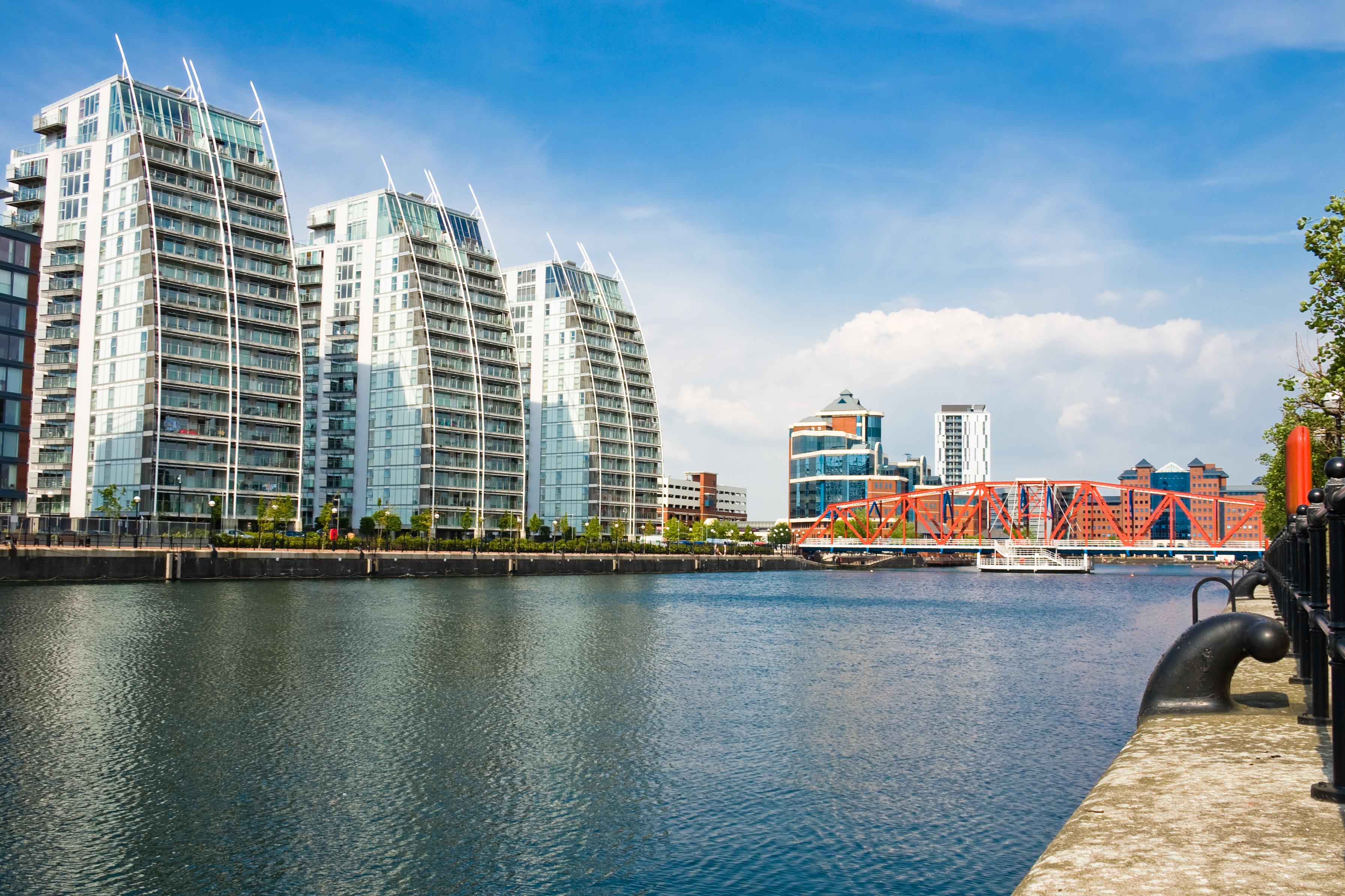 MediaCityUK - Manchester Apartments