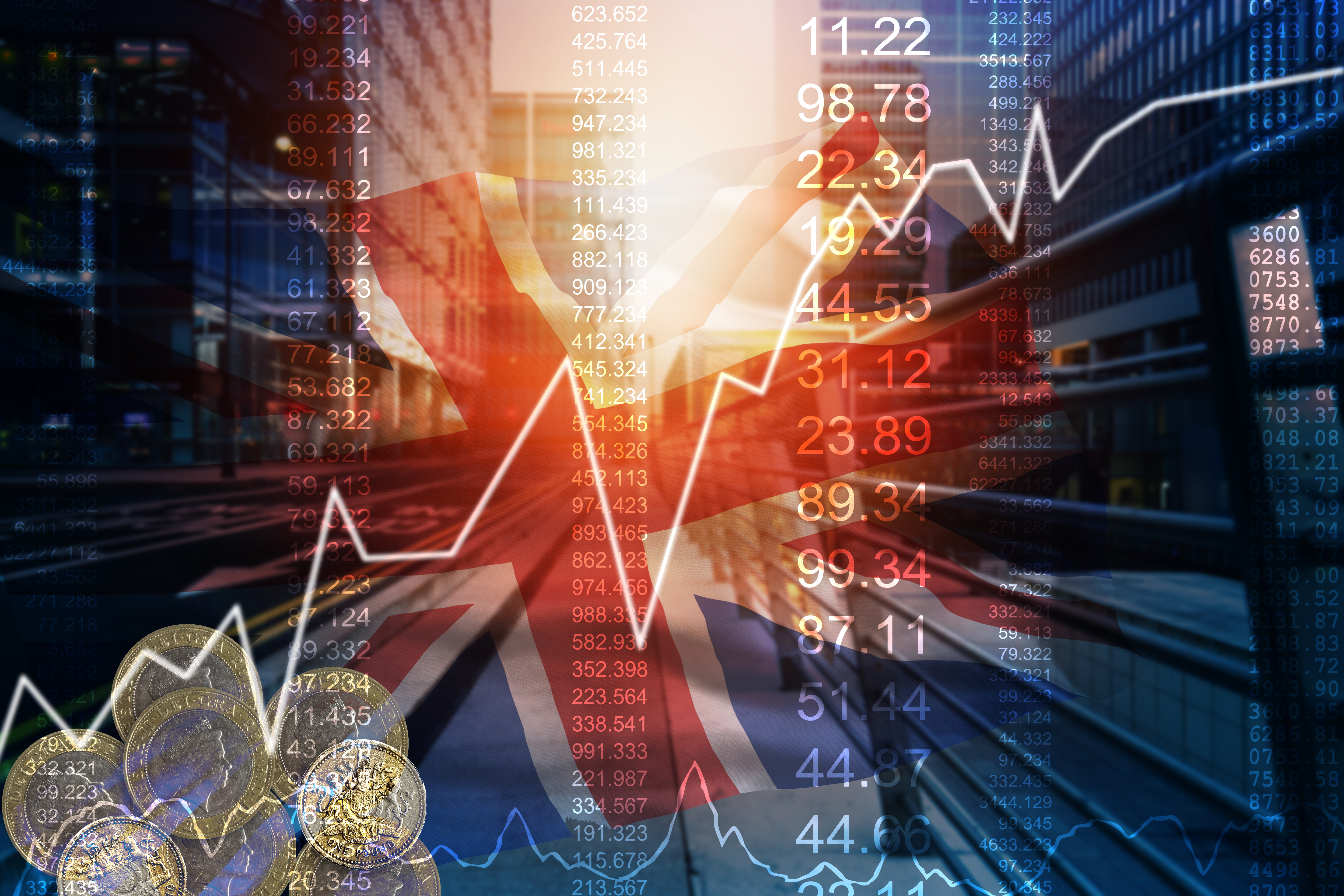 UK Investment Blogs - Flag & Stocks